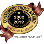 Consumers' Choice Award 2002-2019