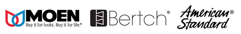 Moen, Bertch, American Standard