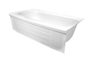 Cascade Skirt Tub Liner