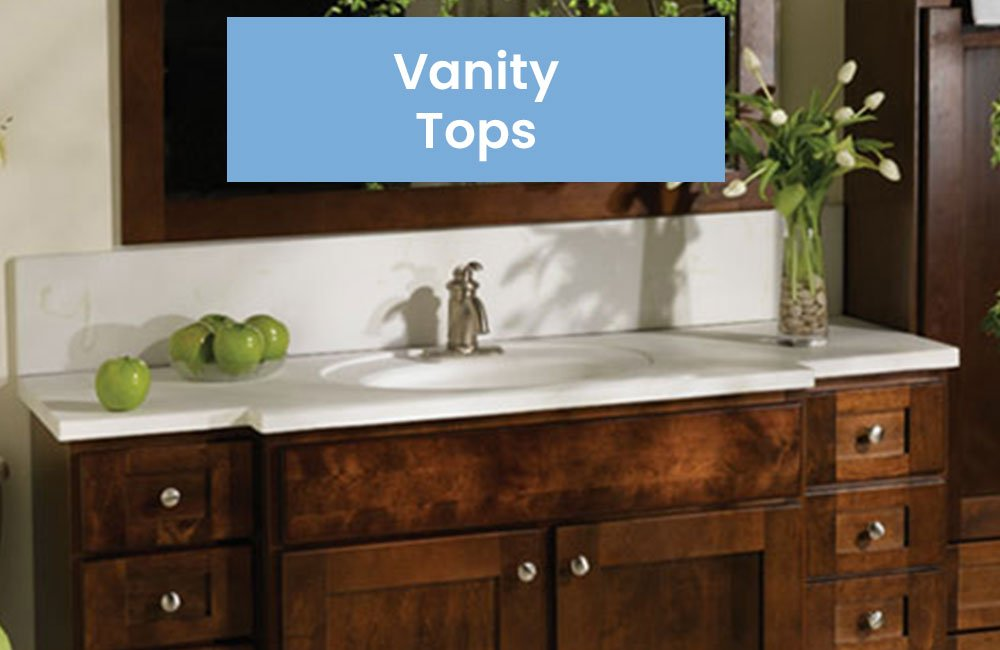 New Vanity Tops