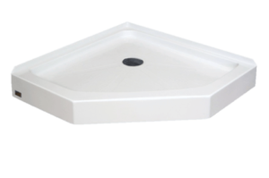 NeoAngle Shower Base