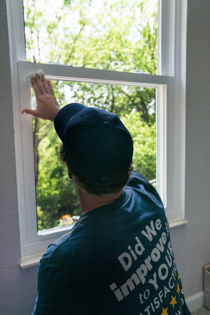 Replacement Window Installer