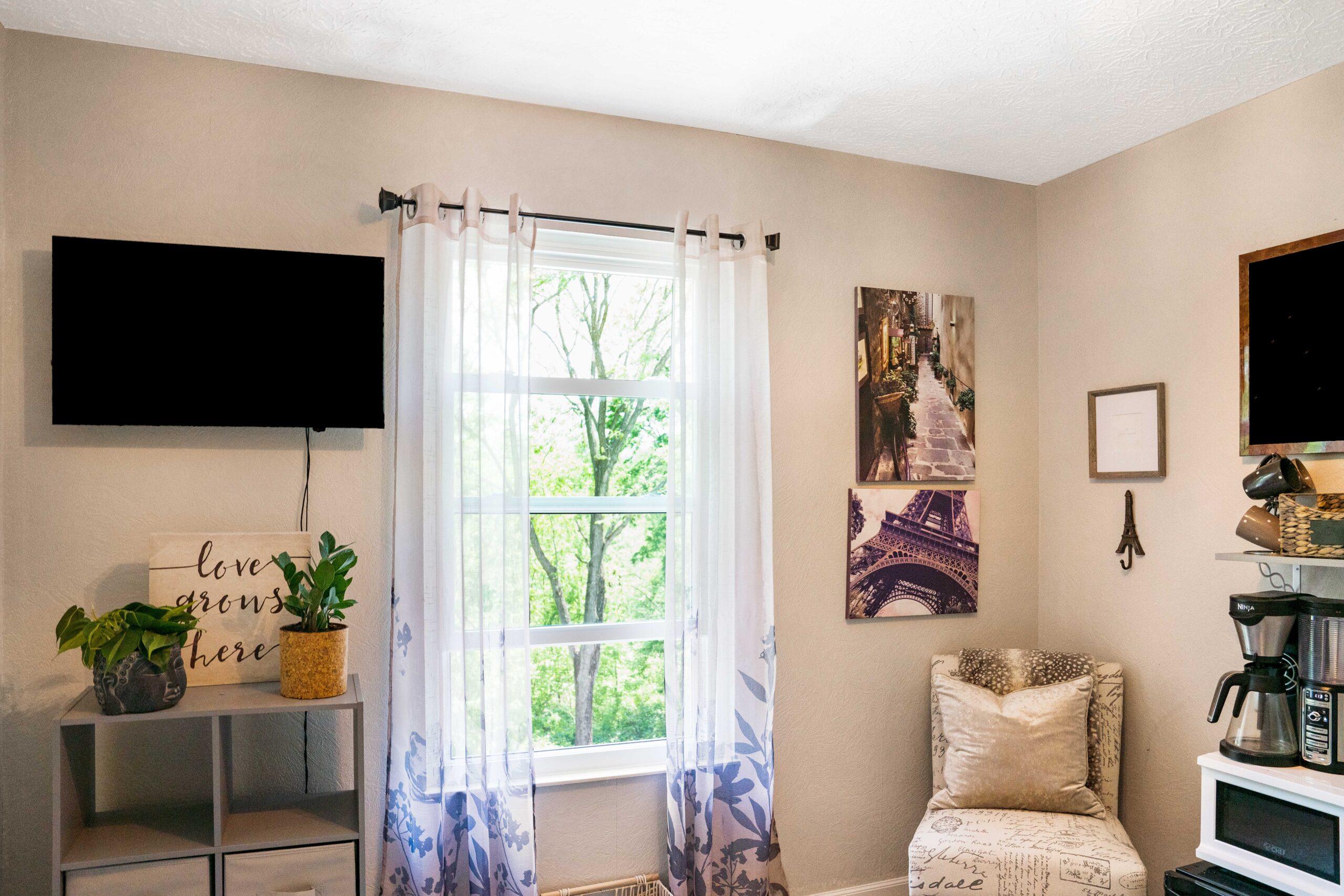 Bedroom Replacement Window
