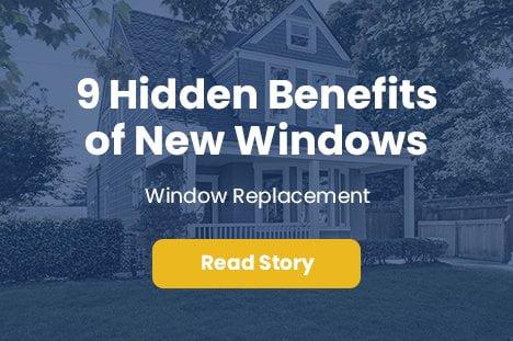 Benefits of New Windows
