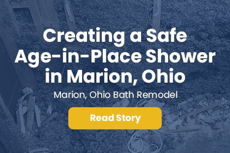 Creating a Safe Shower in Marion