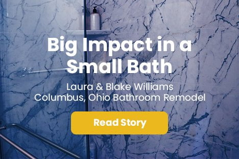 Columbus, Bath Remodel