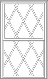 Diamond Replacement Window Grid