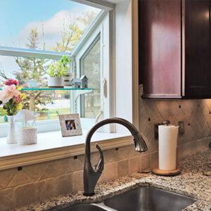 Garden Kitchen Window
