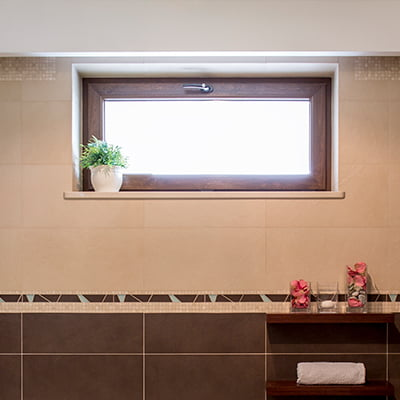 Basement replacement windows