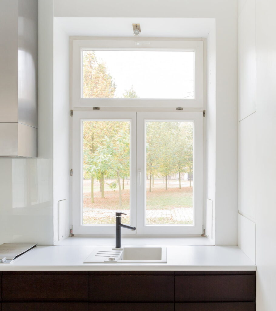 Hopper windows are the best basement window
