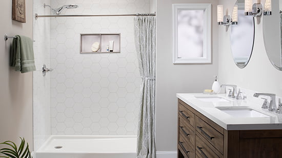 Dayton Ohio bathroom remodeling