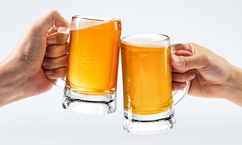 Beer Glasses for Fathers Day Gift