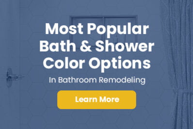 Popular Bath and Shower Colors