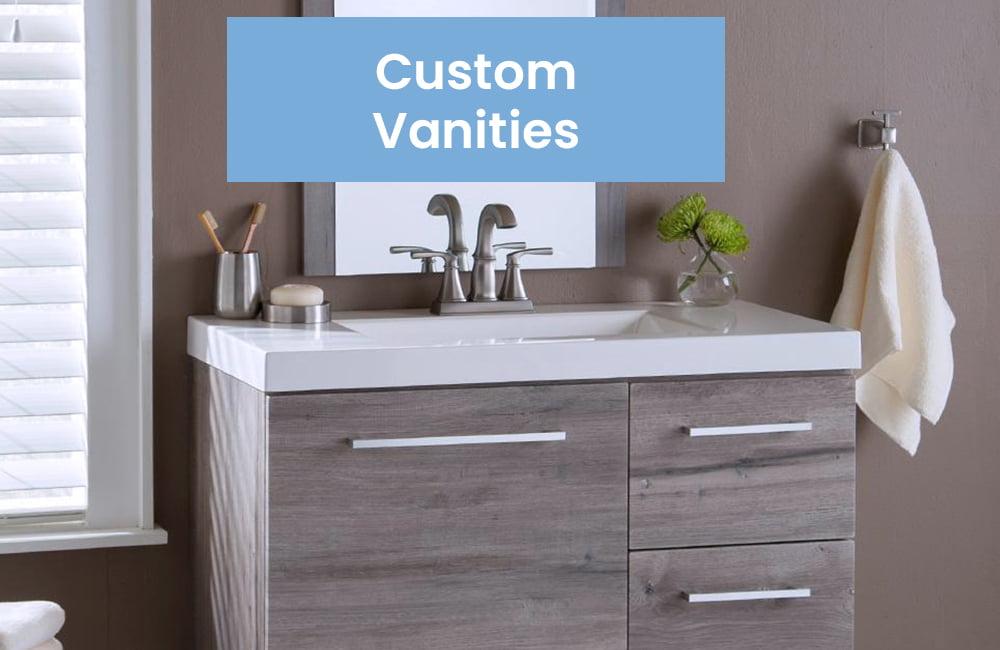 Custom Vanities