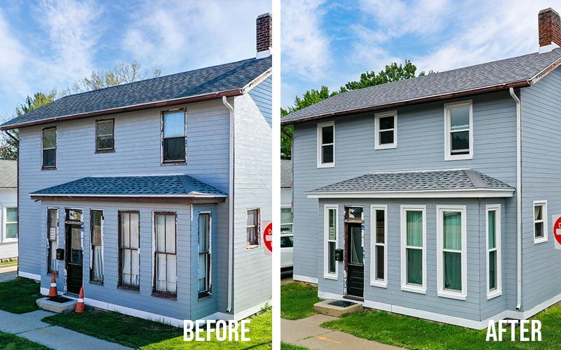 Replacing Historic Windows