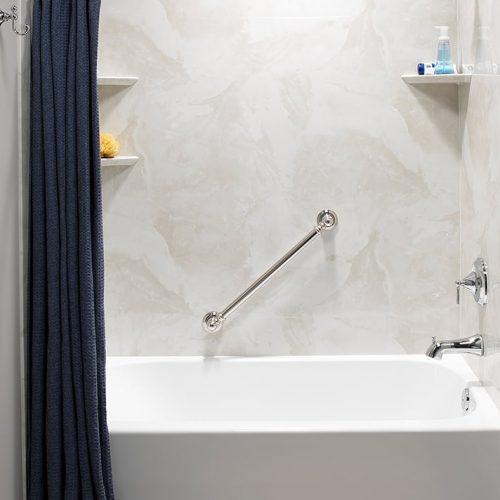 Shower Safety Bars