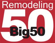 Remodeling Big 50 Logo