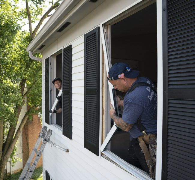 Removing Old Windows