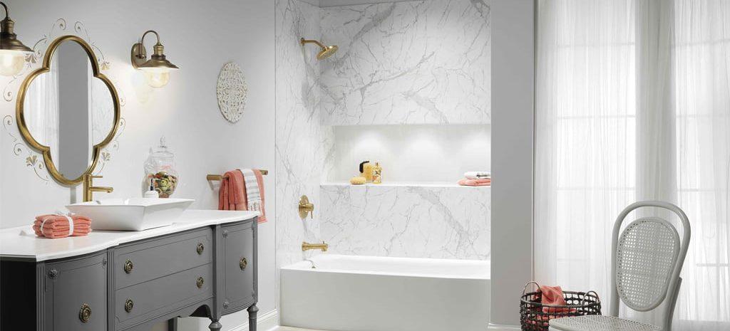 Finance your custom bathroom